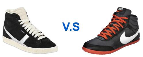 Consumo simbólico. Nike vs Decathlon. albert Vinyals