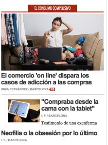 Consumo compulsivo albert vinyals el periódico