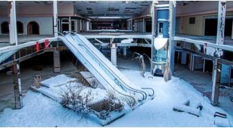 Abandoned mall centro comercial abandonado