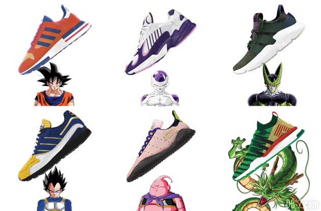 adidas dragon ball adulteen