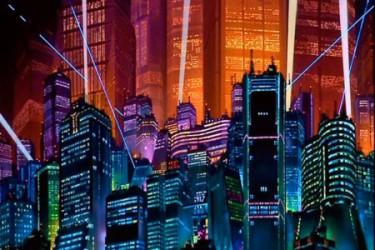 Neo Tokio akira 2019